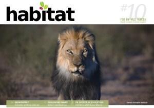 Habitat 10 forside