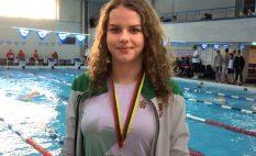Ilgų ir vidutinių nuotolių taurės varžybose ASRC plaukikė iškovojo auksą