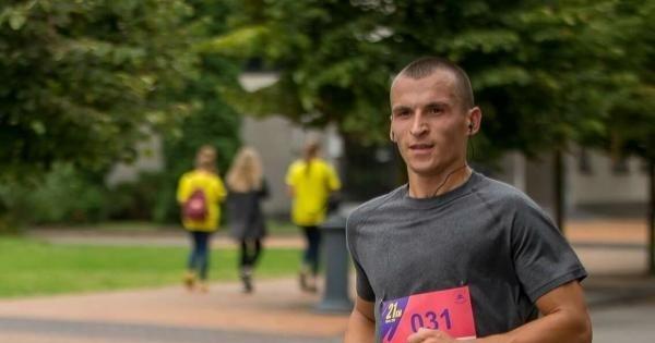 """100 km įveikęs bėgikas iš Alytaus: """"Tai – tik pradžia"""" 14"""