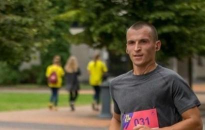 """100 km įveikęs bėgikas iš Alytaus: """"Tai – tik pradžia"""""""