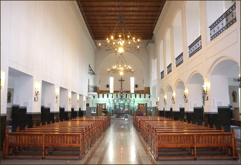 Atnaujinamos viešos pamaldos bažnyčiose 17