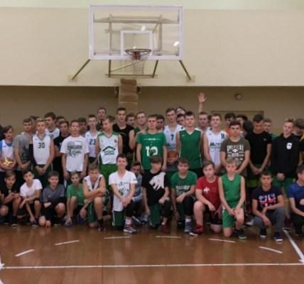 Moksleivių krepšinio turnyras