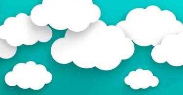 Die Welt vertraut Deutschlands Cloud