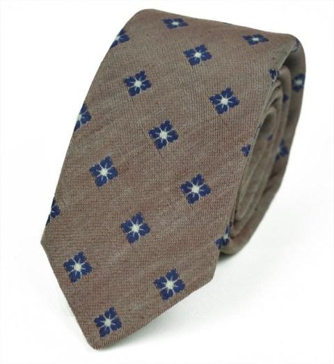 Γραβάτα Batik Brown