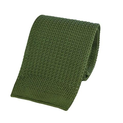 Πλεκτή μεταξωτή γραβάτα e-Ties.gr