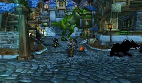 World of WarCraft: Mists of Panaria beta