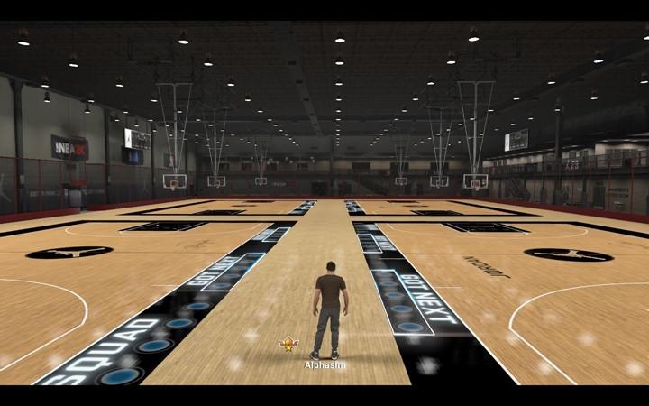 NBA 2K15 MyPARK