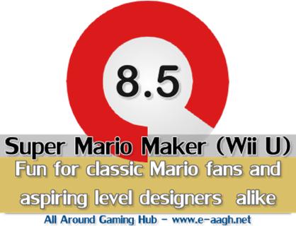Super Mario Maker - 8.5