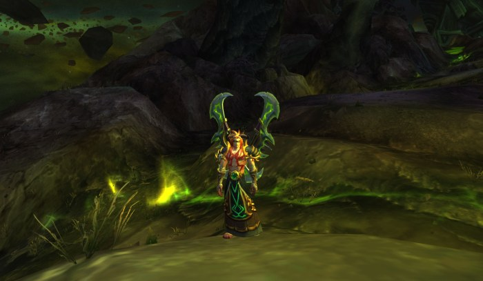 Legion Demon Hunter screenshot