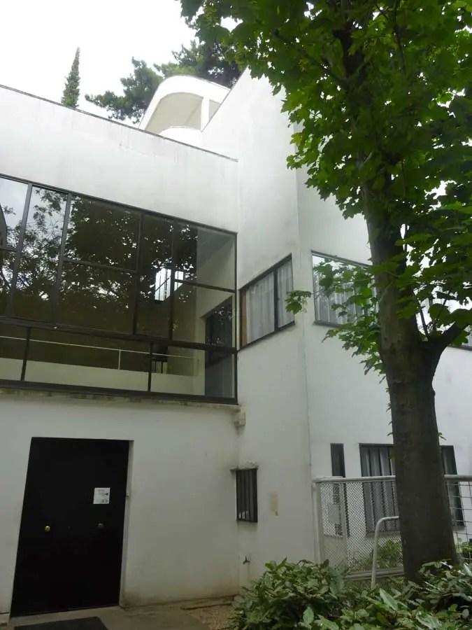 Villa La Roche Le Corbusier House Paris E Architect