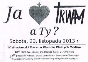 Zaproszenie na marsz
