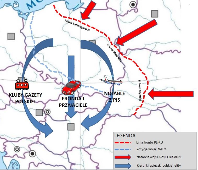 Krym: Wojna Polska-Rosja