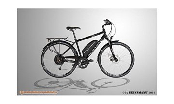Heinzmann E Bike Pan eTR-U
