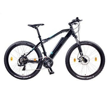 E-Bike Mountainbike Moscow