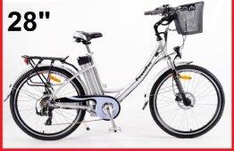 Powerpac E-bike city