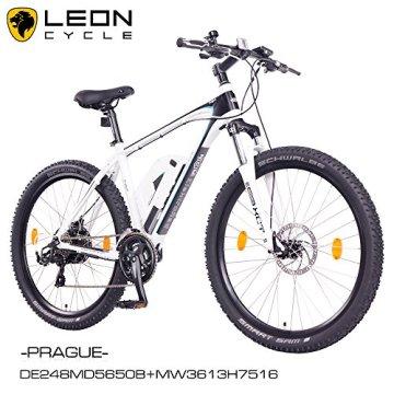 NCM Prague E-Bike Mountainbike