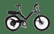 A2B SHIMA 20´´ MATT BLACK EU 13.2 AH Urbanbike (24 Zoll, 50 cm, Y-frame, 475 Wh, Schwarz)