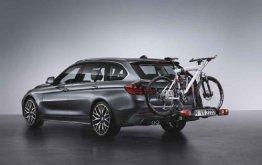 BMW Heckträgersystem Click-On für Fahrräder/E-Bikes - 1