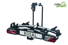 Bosal Fahrradtraeger Traveller II 070-532, fuer zwei Fahrraeder oder E-Bikes inkl. Tasche -