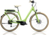 Cube Elly Ride Hybrid 500 green´n´white 2017 Easy Entry 46 cm