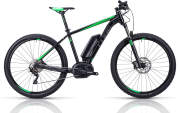 Cube Reaction Hybrid HPA Race 27.5 black´n´grey´n´neongreen 2015 20
