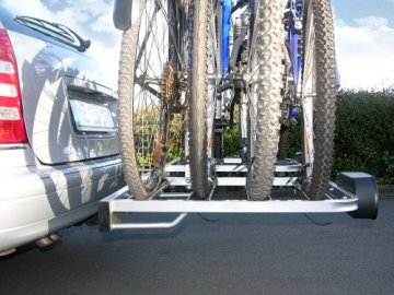 EUFAB 11437 Fahrradträger BIKE FOUR -