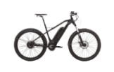 HNF Heisenberg XD1 URBAN S/M Urbanbike (27.5 Zoll, 43.5 cm, MTB Hardtail, 400 Wh, Schwarz Matt)