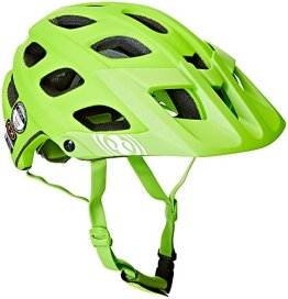 IXS Erwachsene Helmet Trail RS, Green, 58-62 cm, IX-HLT-3110 -