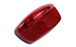 LED Fahrrad-Rücklicht/Reflektor 24/36V f. Pedelec, e-Bike -