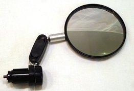 Lenkerinnenspiegel rund -- links + rechts passend Fahrrad Spiegel -