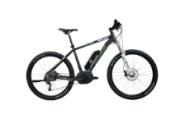 Nopeus E-Terra Mountainbike (27.5 Zoll, 52 cm, MTB Hardtail, 400 Wh, Schwarz)