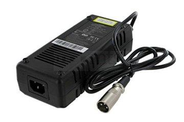 Original 36V Ladegerät HP1202L3 für Elektro Fahrräder / E Bike / Pedelec von Prophete, REX, STRATOS, Aldi, Lidl und viele mehr -