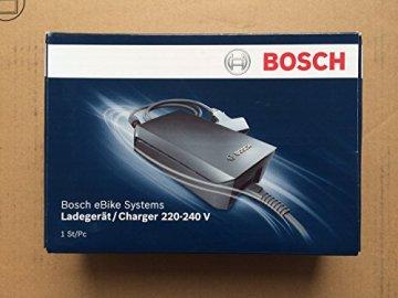Original Bosch Ladegerät Classic Plus 230V für E-Bike / Pedelec für Modelle bis 2013 -