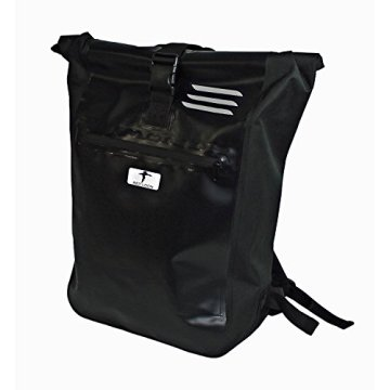 Red Loon Kurier Rucksack Kuriertasche Courier Bag LKW-Plane Backpack -