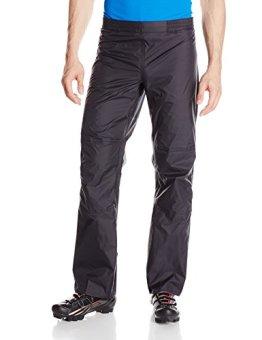 VAUDE Herren Hose Drop Pants II, Black, L, 04981 -