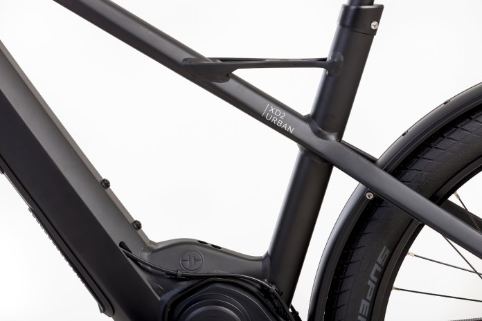 HNF Nicolai XD2 Urban speeds past XD1 as new e-bike super commuter