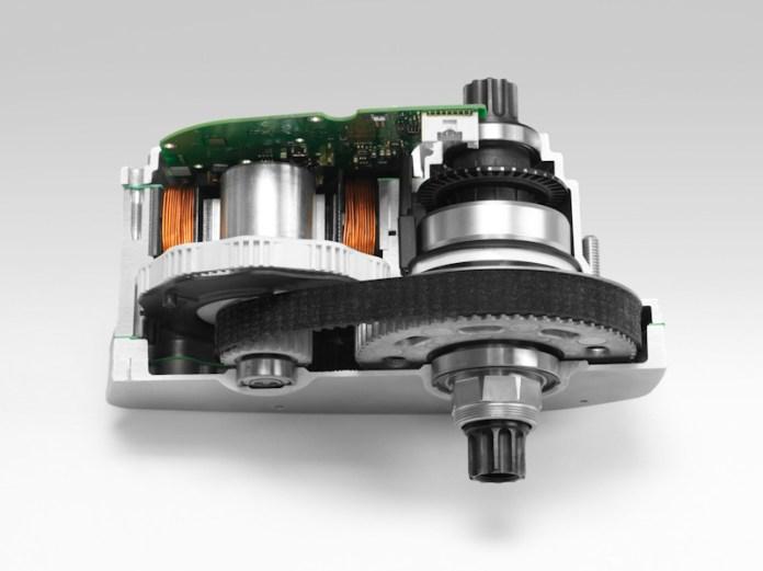 Brose e-bike motors, internals