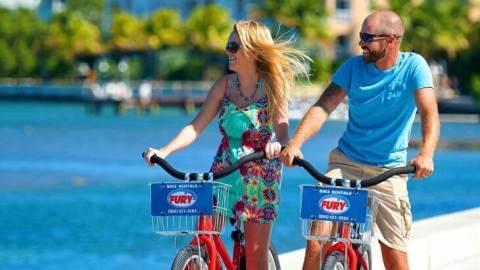 Fietskaarten, -gidsen en ander fietsvakantiemateriaal voor je Fietsvakantie