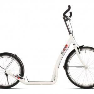 Bike Fun step Bike2Go 24 Inch Unisex V-Brake Wit