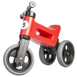 Funny Wheels Rider Sport Cool loopfiets Junior Rood