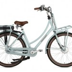 Popal Prestige-E 28 Inch 50 cm Dames 7V Rollerbrake Groen