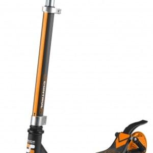 Skids Control vouwstep 125mm Junior Voetrem Zwart/Oranje