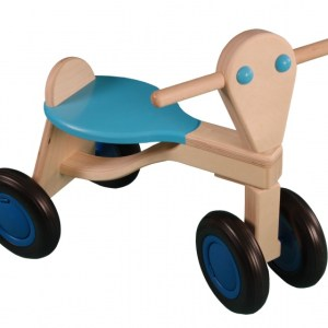 Van Dijk Toys loopfiets Berken Junior Lichtblauw