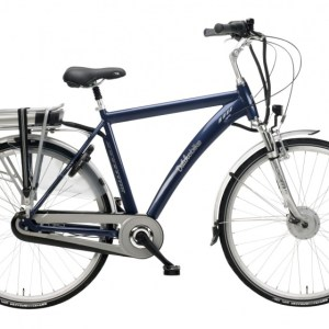 Dutchebike Touring 28 Inch 55 cm Heren 7V Rollerbrake Donkerblauw