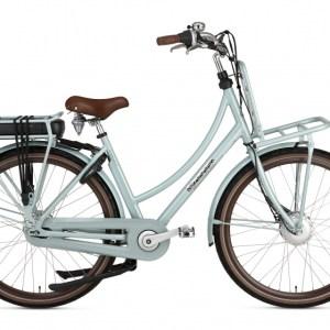 Popal Prestige E 28 Inch 57 cm Dames 7V Rollerbrake Groen