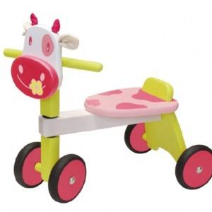 I'm Toy Loopfiets Koe Meisjes Roze