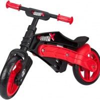 Nijdam Loopfiets verstelbaar N Rider 10 Inch Junior Zwart Kopen Online