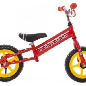Troy Loopfiets 12 Inch Junior Rood