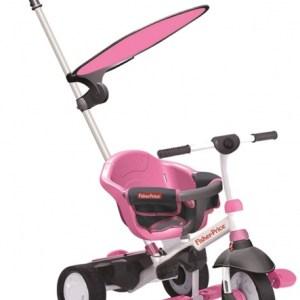 smarTrike Charm Plus Meisjes Roze