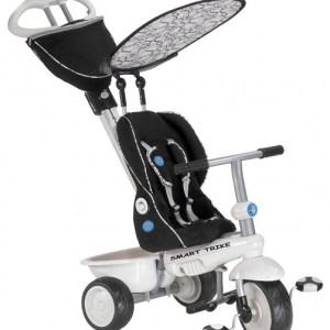 smarTrike Recliner Toy Junior Zwart/Grijs